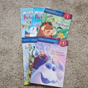 My First Reading Books